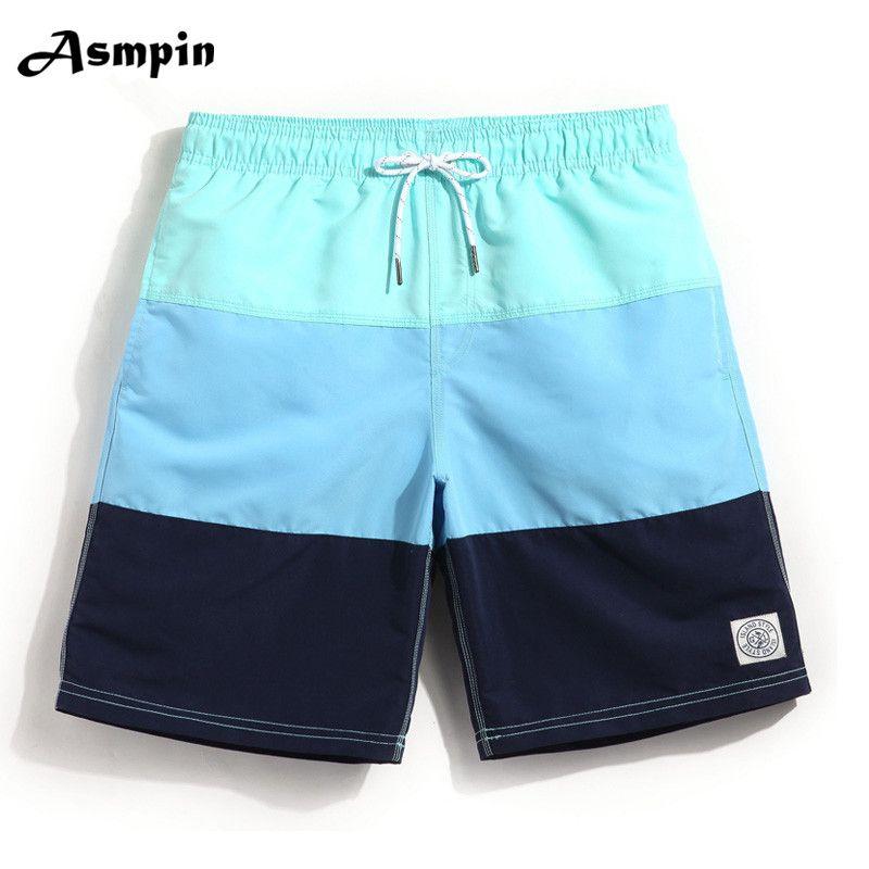 1778dedc41c Mens board shorts summer surf shorts men running liner swimming trunks male  swimwear shorts quick drying men's beach wear