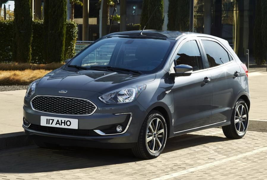 The 2019 Ford Ka Plus Is A 3rd Generation Five Door Urban