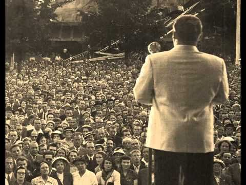 ▶ The world famous Swedish Tenor Jussi Björling performs the Norwegian Composer Edvard Grieg's: Jeg Elsker Dig (I Love Thee) ) - with Dimitri Mitropoulos (live 1945) - YouTube