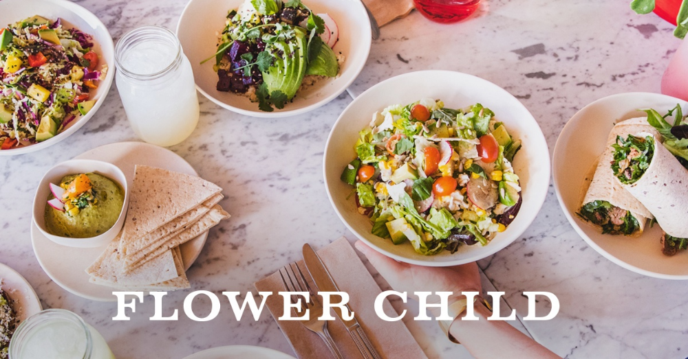 Vegetarian, vegan, paleo, or just hungry, Flower Child in