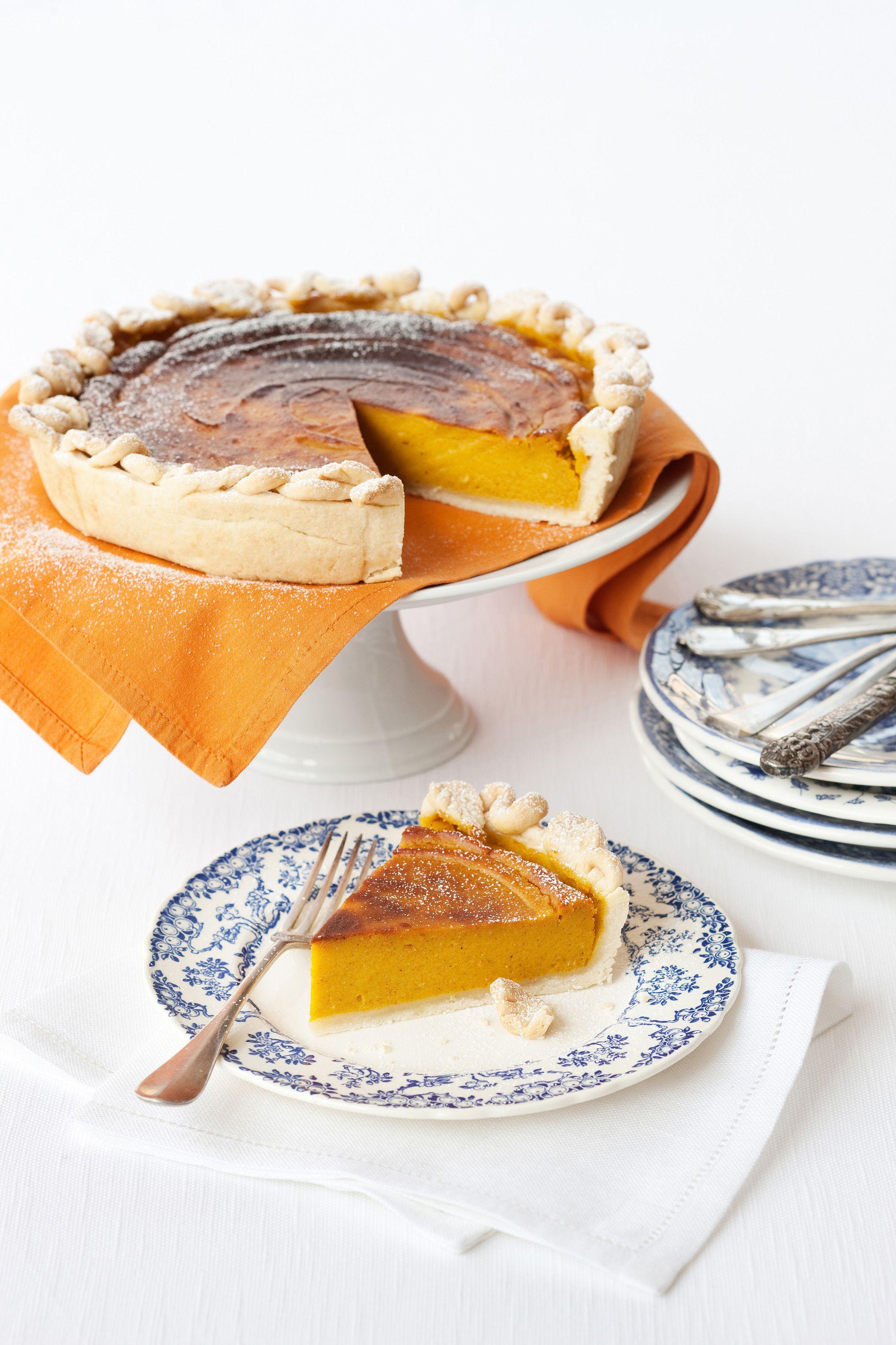 Scopri come realizzare a casa la tradizionale torta di zucca americana con la ricetta di Sale&Pepe.