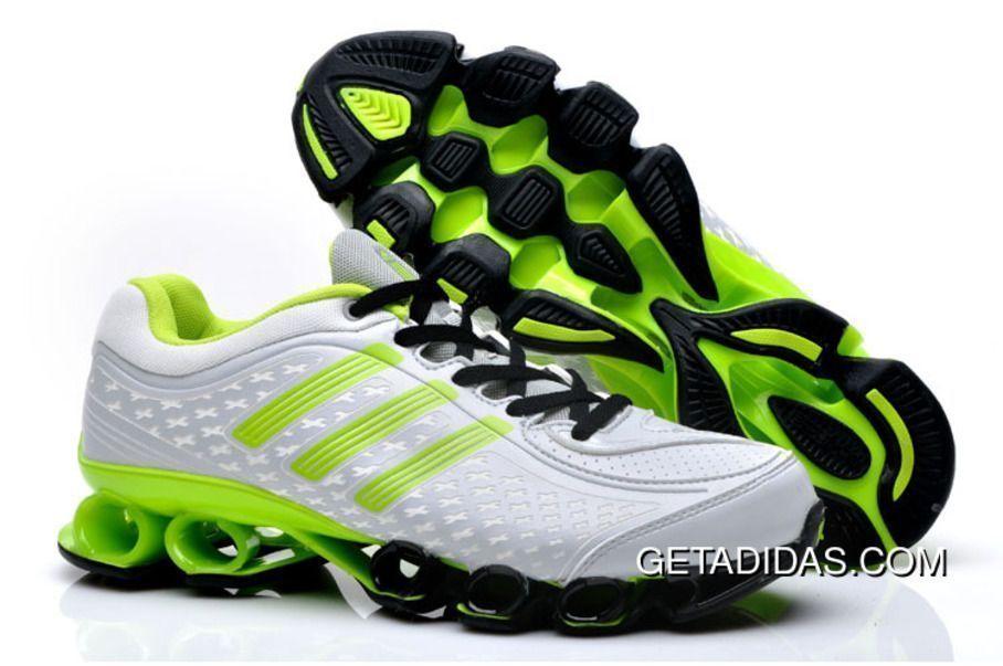 Best Men's Adidas Green Running Shoes