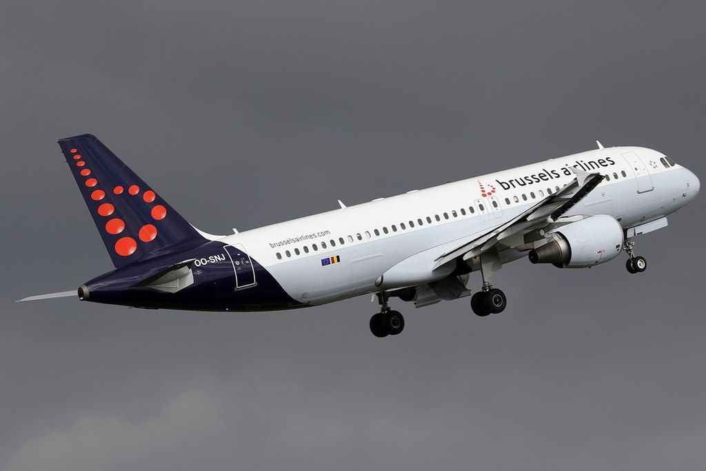 Brussels Airlines Fleet Airbus A320 200 Details And Pictures