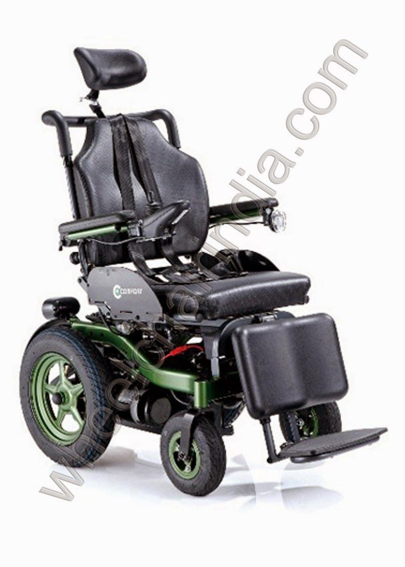 Power Wheelchair Safety With Handicapped And Disabled Persons