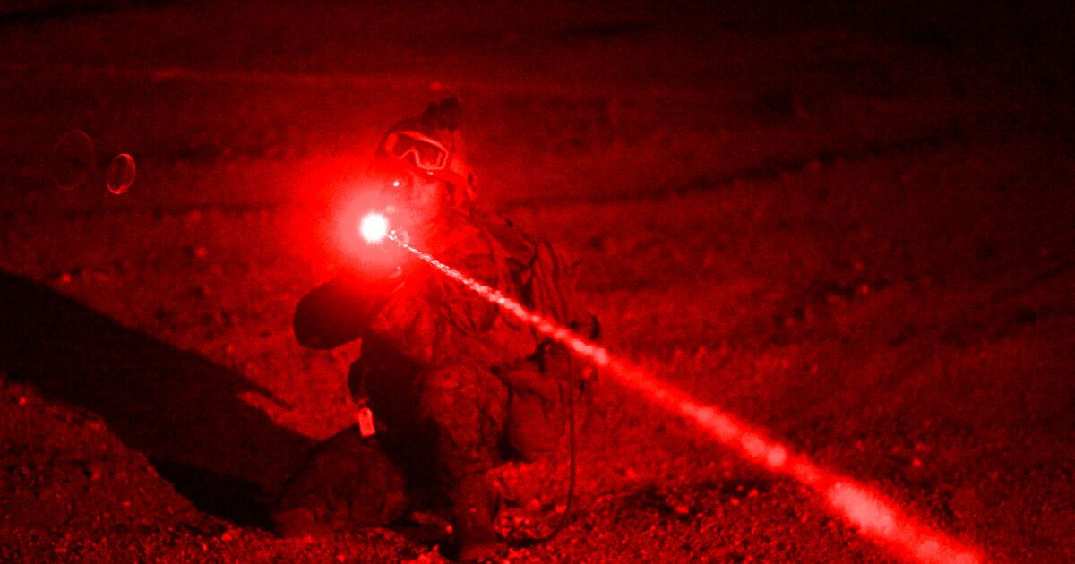 Pentagon New Laser Tech Can Make People Hear Voice Commands 7 31 19 Pentagon The Voice Hearing Voices