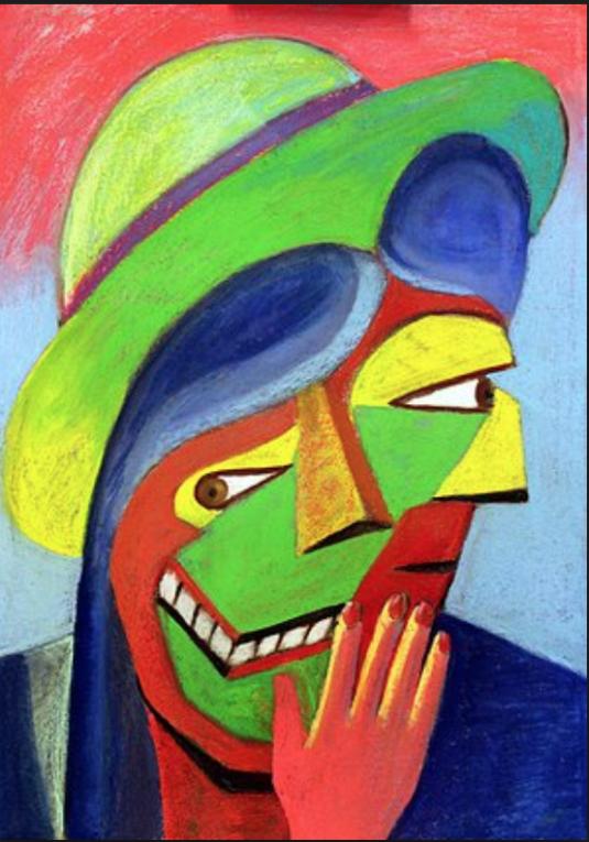 Les émotions Dans L Art : émotions, Sentiments, L'art, Plastiques, Émotions, Sentiments,, Couleur, émotions,