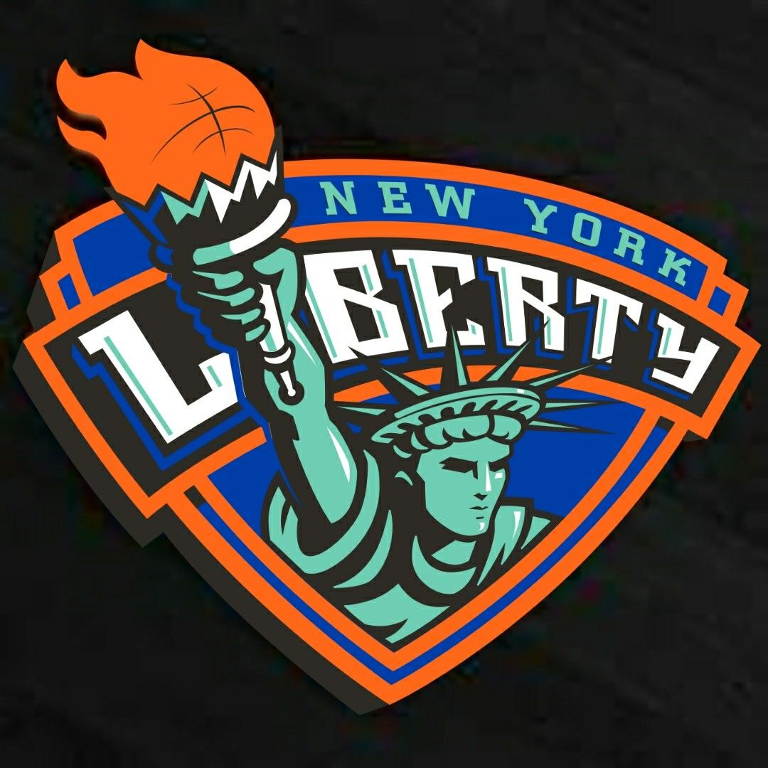 Pin by Keith Blackman on New York Sports Teams Liberty