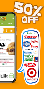 The Coupons App Apps On Google Play Whole Food Recipes Pizza