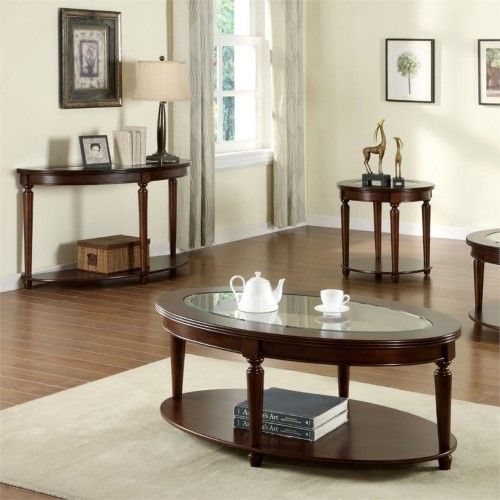 Best Furniture Of America Chrinus 3 Piece Coffee Table Set In 640 x 480