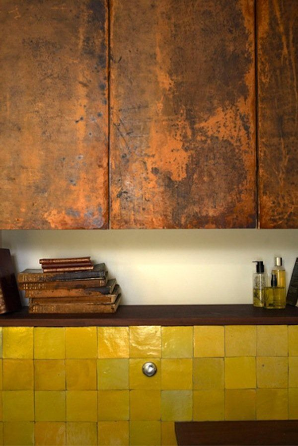 Where To Buy Kitchen Cabinets That Aren't Expensive Why Zellige Tiles Are Right For Right Now | Nelson | Metal