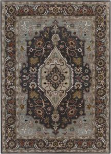 Grey Victorian Style Rug Victorian Style Rugs Floral Area Rugs
