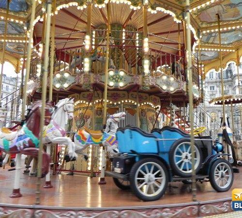 Le giostrine di Parigi: I Manèges | Volopiuhotel Blog