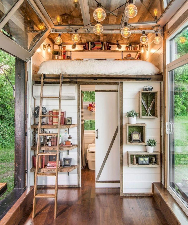20 Awesome Tiny House Design Ideas Hmdcr Com Dream House Tiny House Bathroom Tiny House Bedroom E Best Tiny House