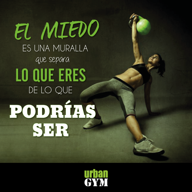 Gym Frases Motivación Fitness Urban Gimansios Fitness