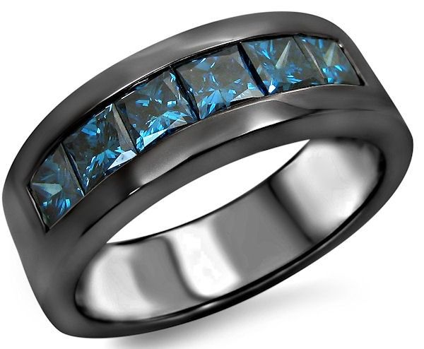 pp Future Plans Pinterest Wedding band rings Princess cut