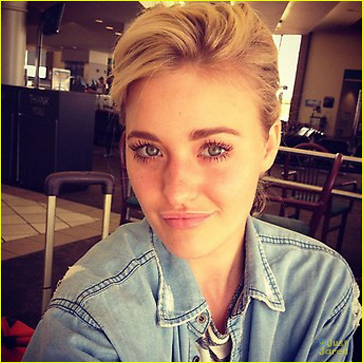 Selfie AJ Michalka nude photos 2019