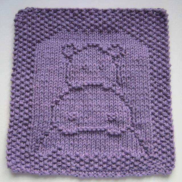 Hippo Cloth by cloverlaine, via Flickr | DISH, WASH CLOTHS ...