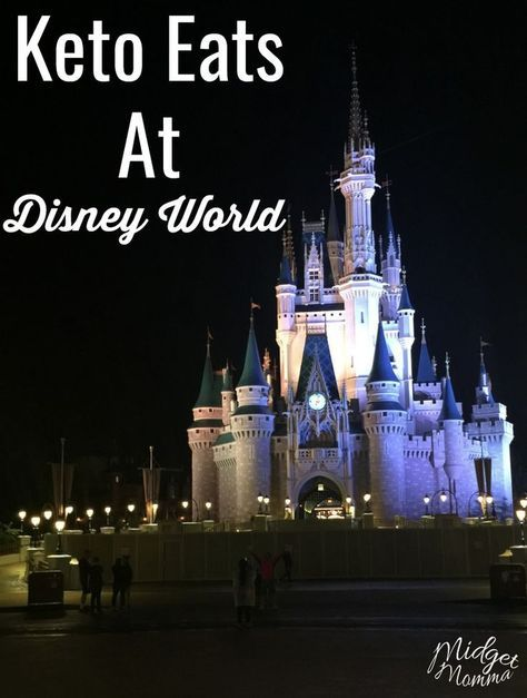 Eating Keto At Disney World {Where to Eat and What to Order}
