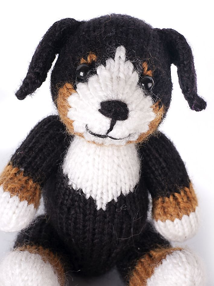 Fine Knitted Dog Patterns Gallery - Easy Scarf Knitting Patterns ...