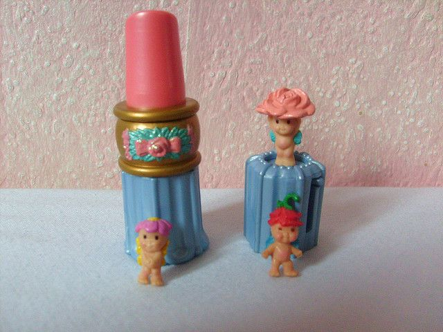 Fairy Winkles Lipstick Surprise - This was I think the first one I got.  I believe it was Christmas of 1993, and I was 3.