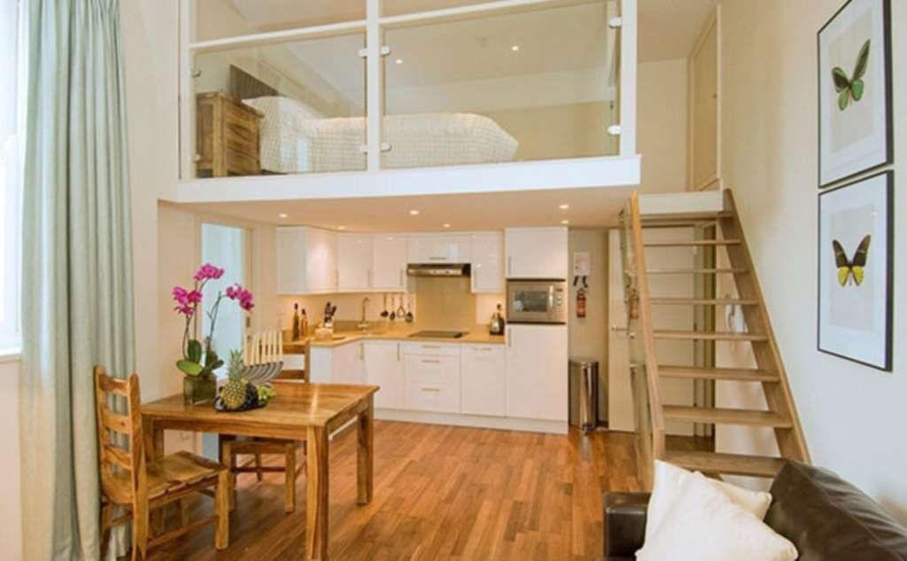 Mezzanine Bed Design Mitula Loft Apartment Decorating Tiny Loft Small Loft Apartments