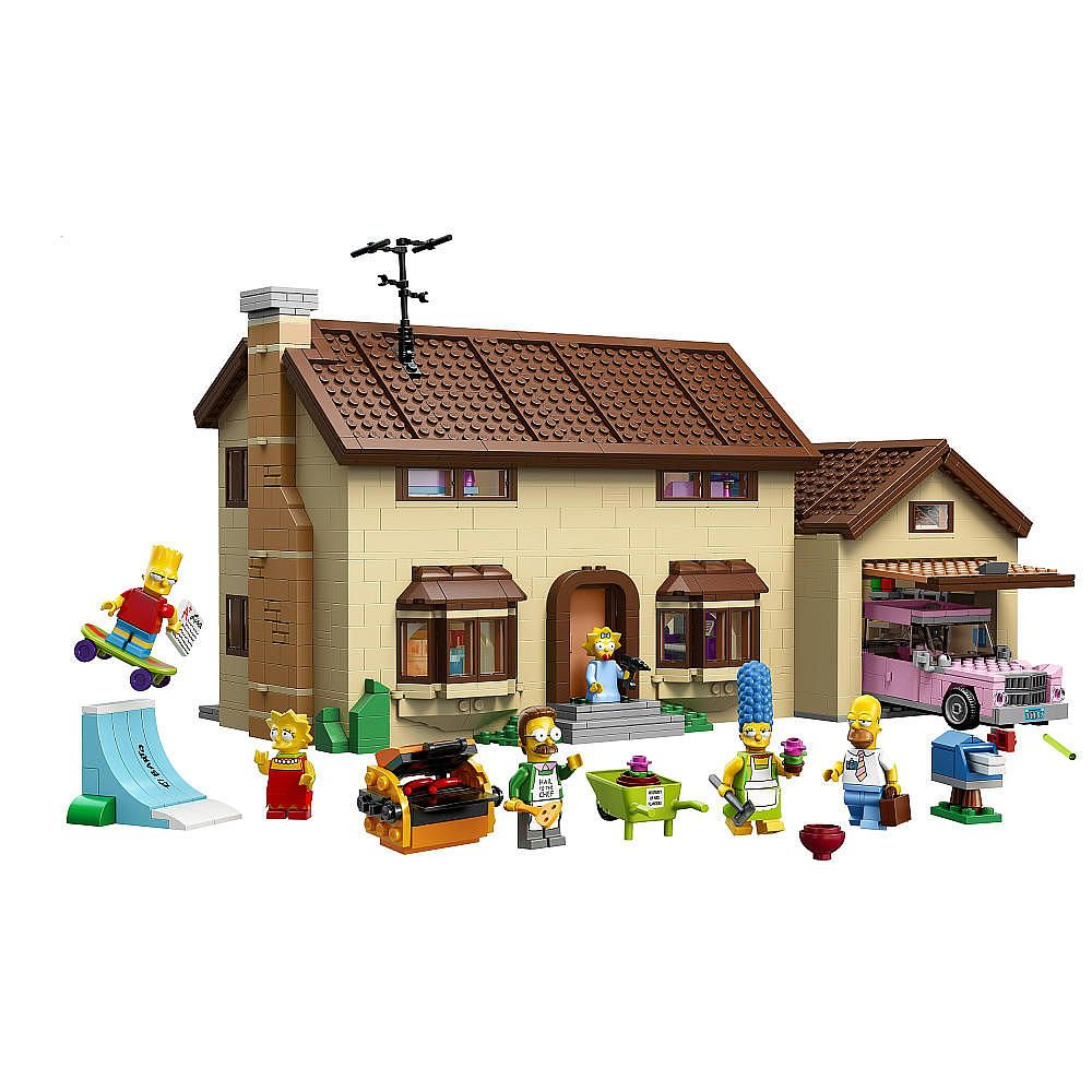 "LEGO The Simpsons House (71006) - LEGO - Toys ""R"" Us"