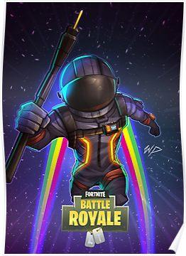 Fortnite Dark Voyager Poster Papeis De Parede De Jogos Fotos De Jogos