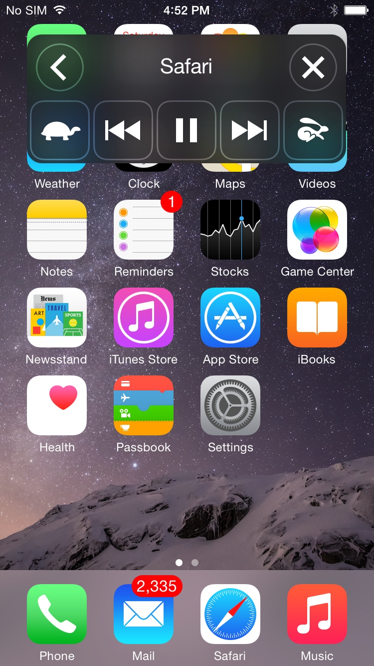 Ios 8 How To Have Your Ios Device Read Text For You Iphone Iphone App Layout Iphone 6 Plus Case