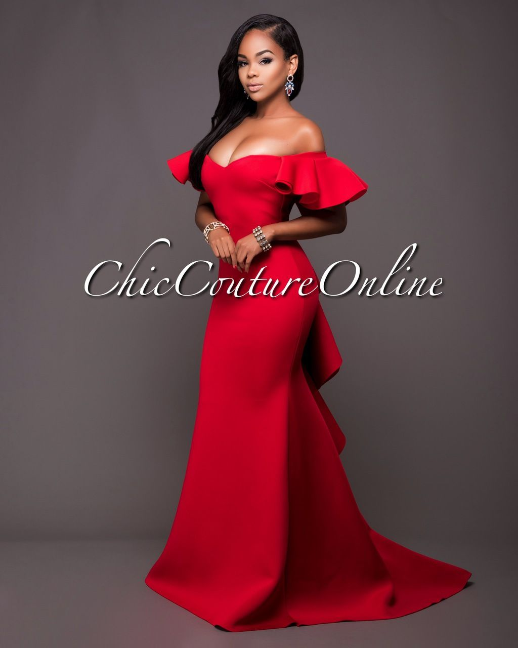 chic couture prom dresses