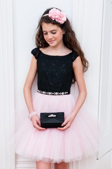 Girls Designer Dresses by David Charles. Autumn Winter 2015. 6yrs to ...