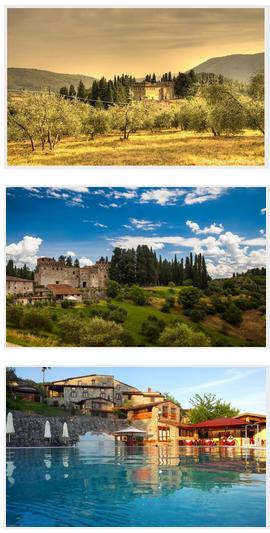 Toscana - det ægte #Italien! Vælg iblandt en lang række imponerende #ferieboliger i #Toscana..