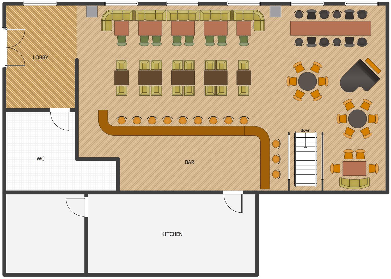 Italian Restaurant Floor Plan Restaurant Plan Restaurant Flooring Restaurant Floor Plan