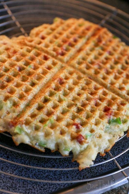 Photo of Palatinate Potato Waffles (Palatine Grumbeerwaffele)