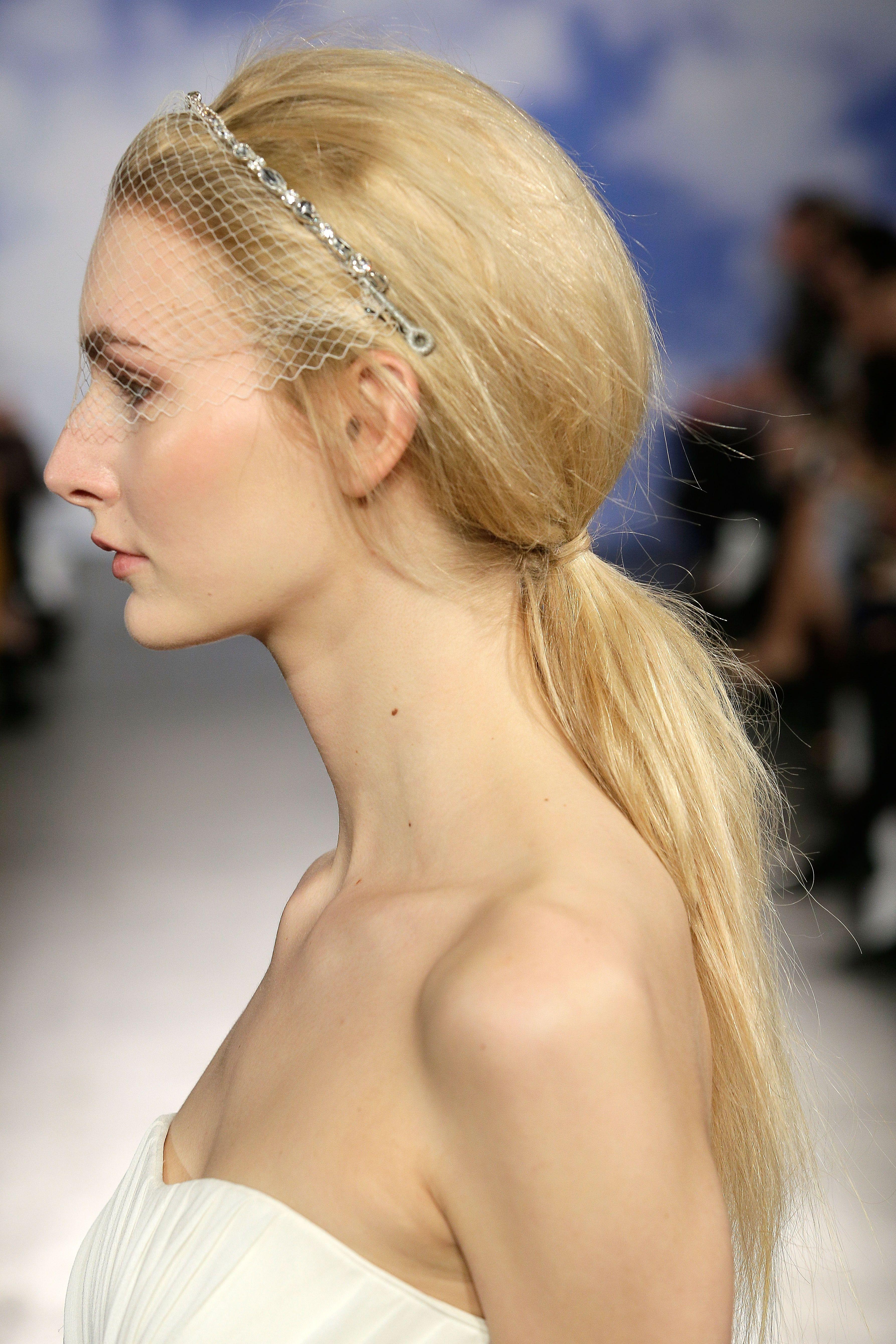 30+ Wedding hair with headband and veil ideas in 2021