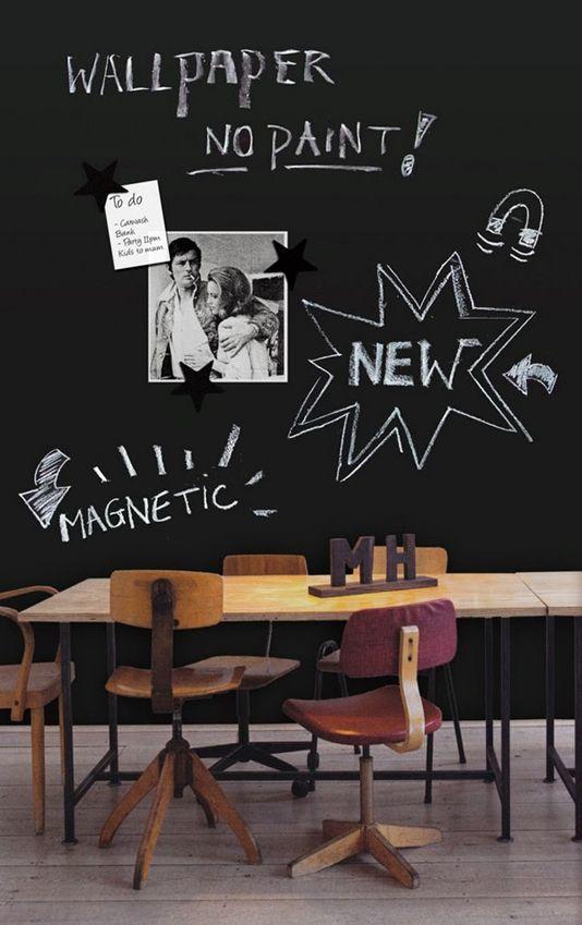 deco cuisine gris ardoise recherche google d co cuisine pinterest papier peint deco et. Black Bedroom Furniture Sets. Home Design Ideas