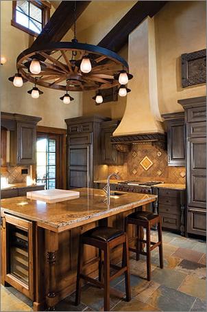 Southwest Kitchen Designs Southwestern Kitchen Design Ideas