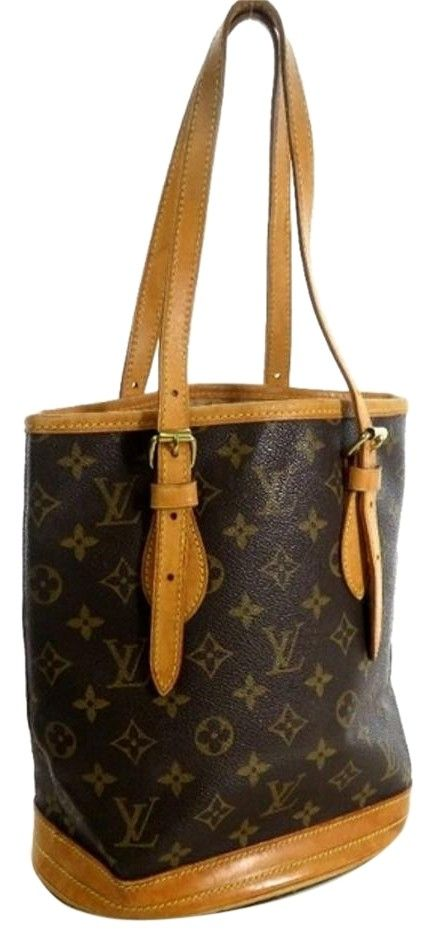 2591a4041315 Louis Vuitton Bucket Pm Vi1908 Shoulder Bag. Get one of the hottest styles  of the season! The Louis Vuitton Bucket Pm Vi1908 Shoulder Bag is a top 10  member ...
