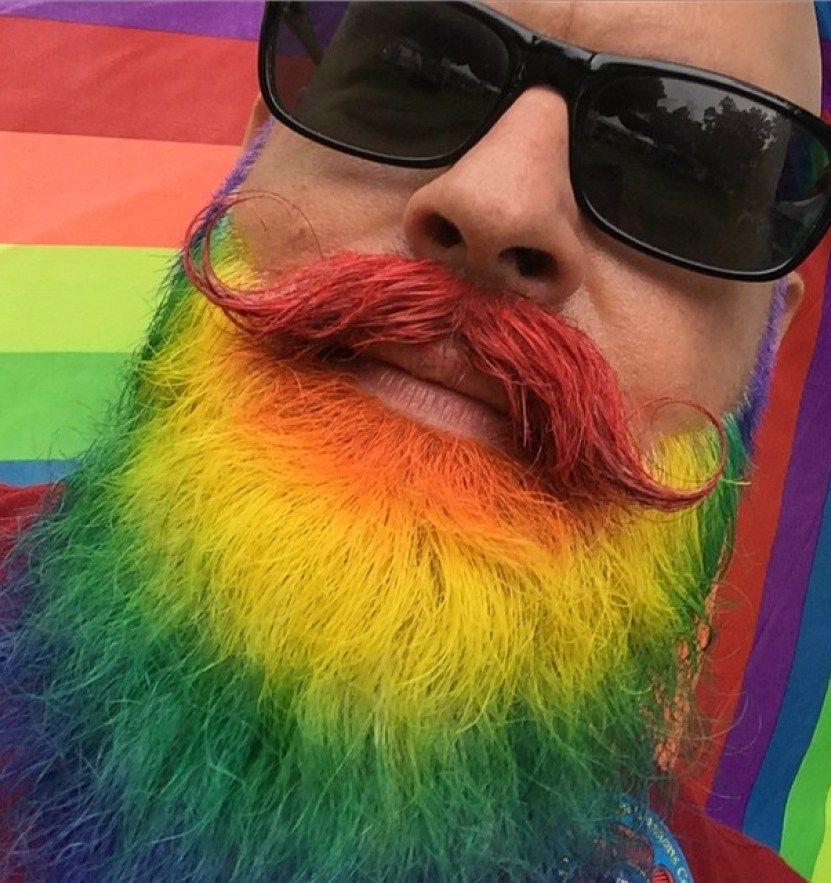 A Beard Dye Guide How To Color Your Beard Beard Dye Beards