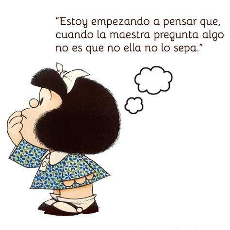 100 Imagenes De Humor Para Whatsapp Con Frases Divertidas Y Memes Graciosos Imagenes Para Whatsapp Mafalda Frases Mafalda Imagenes De Mafalda