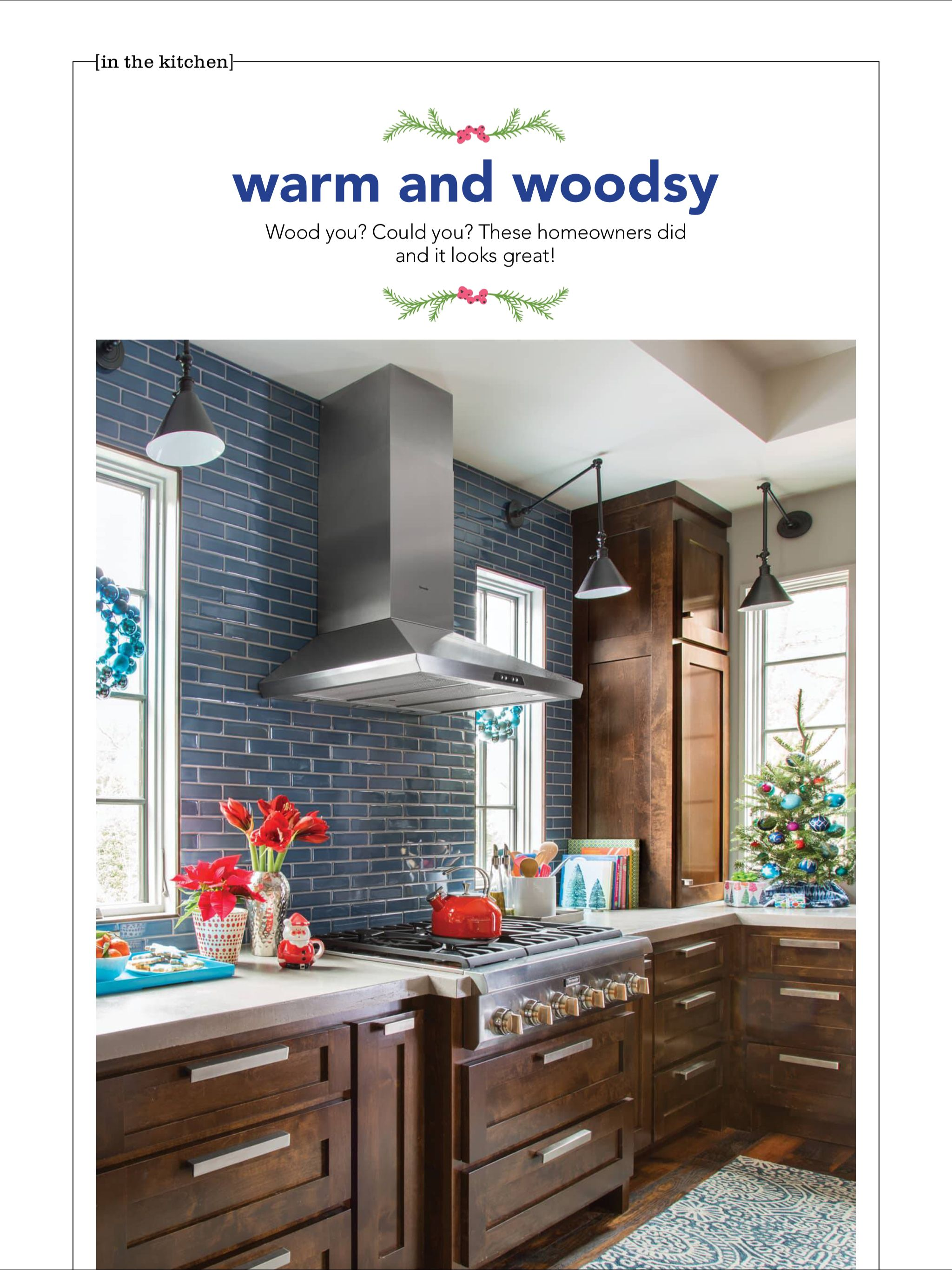 Warm woodsy from hgtv magazine december read it on the texture app unlimited access to top magazines also rh in pinterest