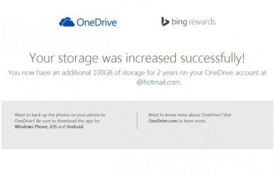 Grab 100gb Of Onedrive Free Cloud Storage Also Outside Us With This Simple Extension Onedrive 100gb Free Cloud Storage Cloud Storage Free Cloud