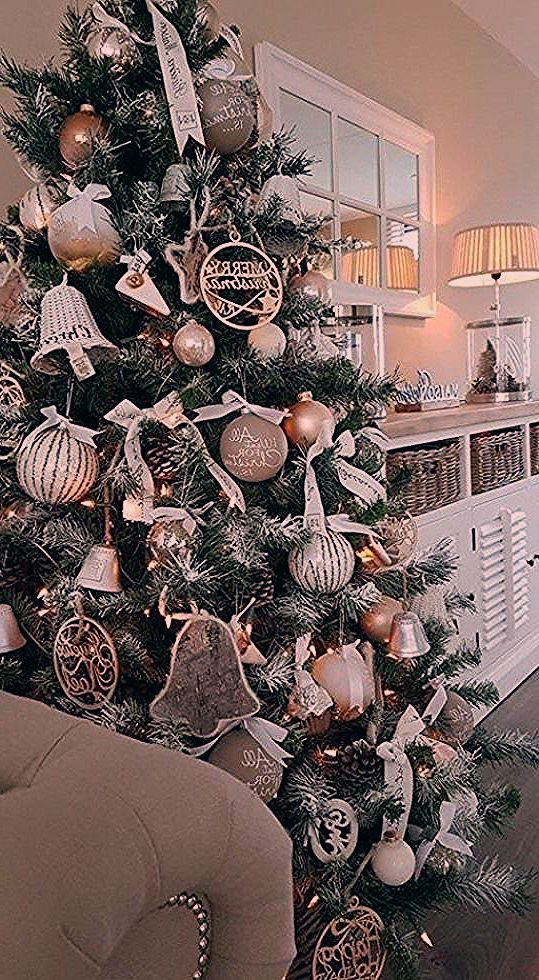 Christmastree 43 Christmas Tree Ideas - Captain Decor