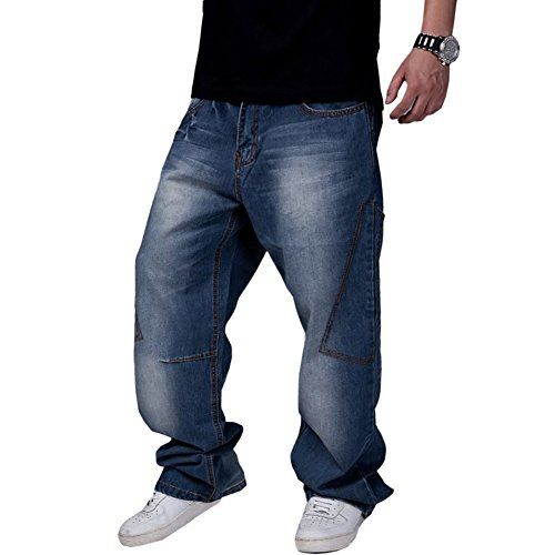 e042aab0358 Hip Hop Pants and Baggy Jeans For Men