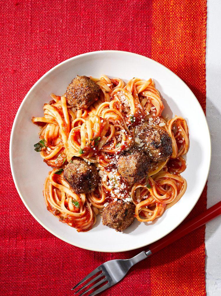 bccf3a80e050065e25aed76432819f88 - Better Homes And Gardens Spaghetti And Meatballs Recipe