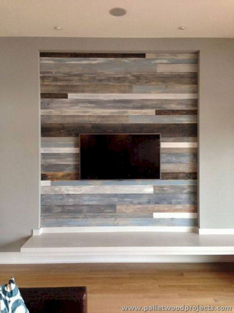 14 Astonishing Wood Pallet Accent Wall Ideas For Your Home Home Ideas Diy Reclaimed Wood Wall Reclaimed Wood Wall Wood Wall