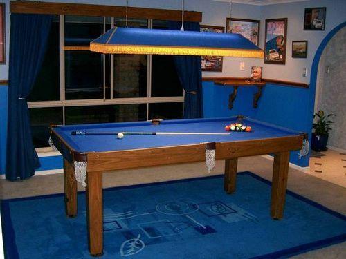 6 Feet Used Pool Table