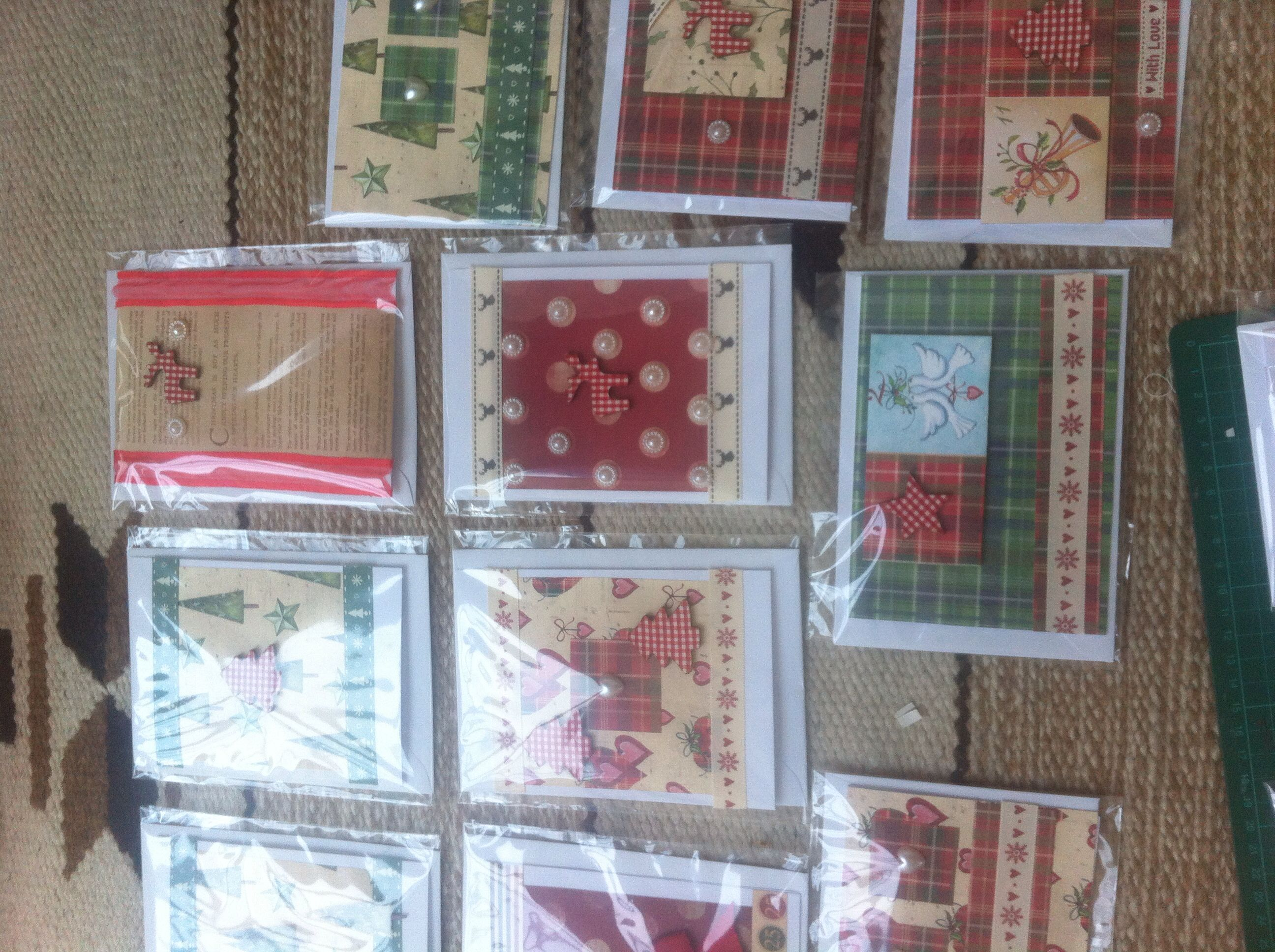 Cards for Christmas