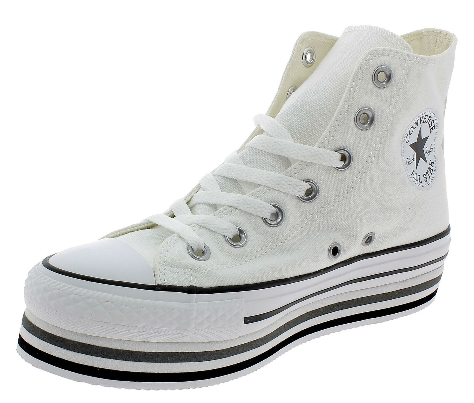converse chuck taylor pelle all star donna