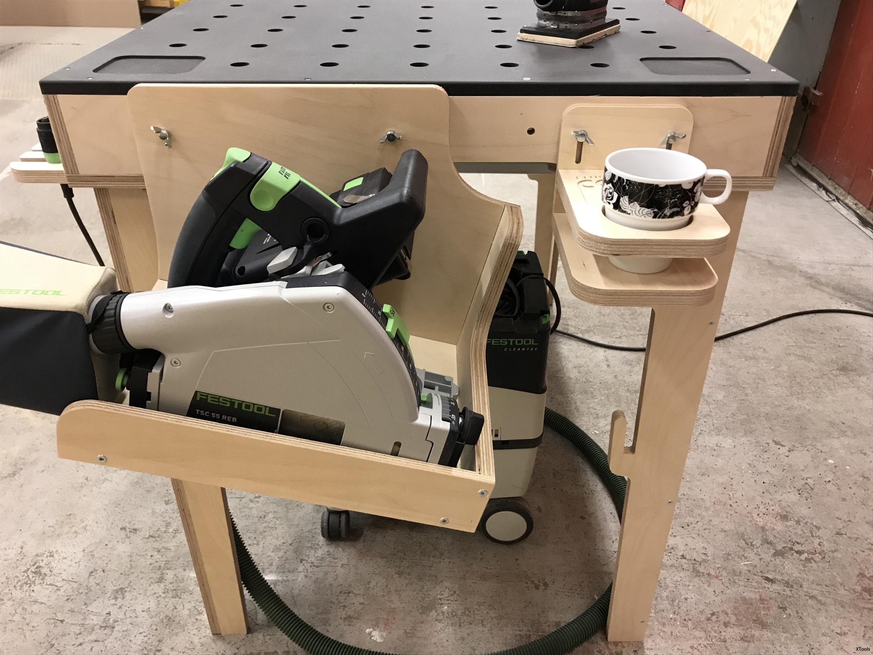 Festool Ts55 Garage Woodworking Workbench Festool