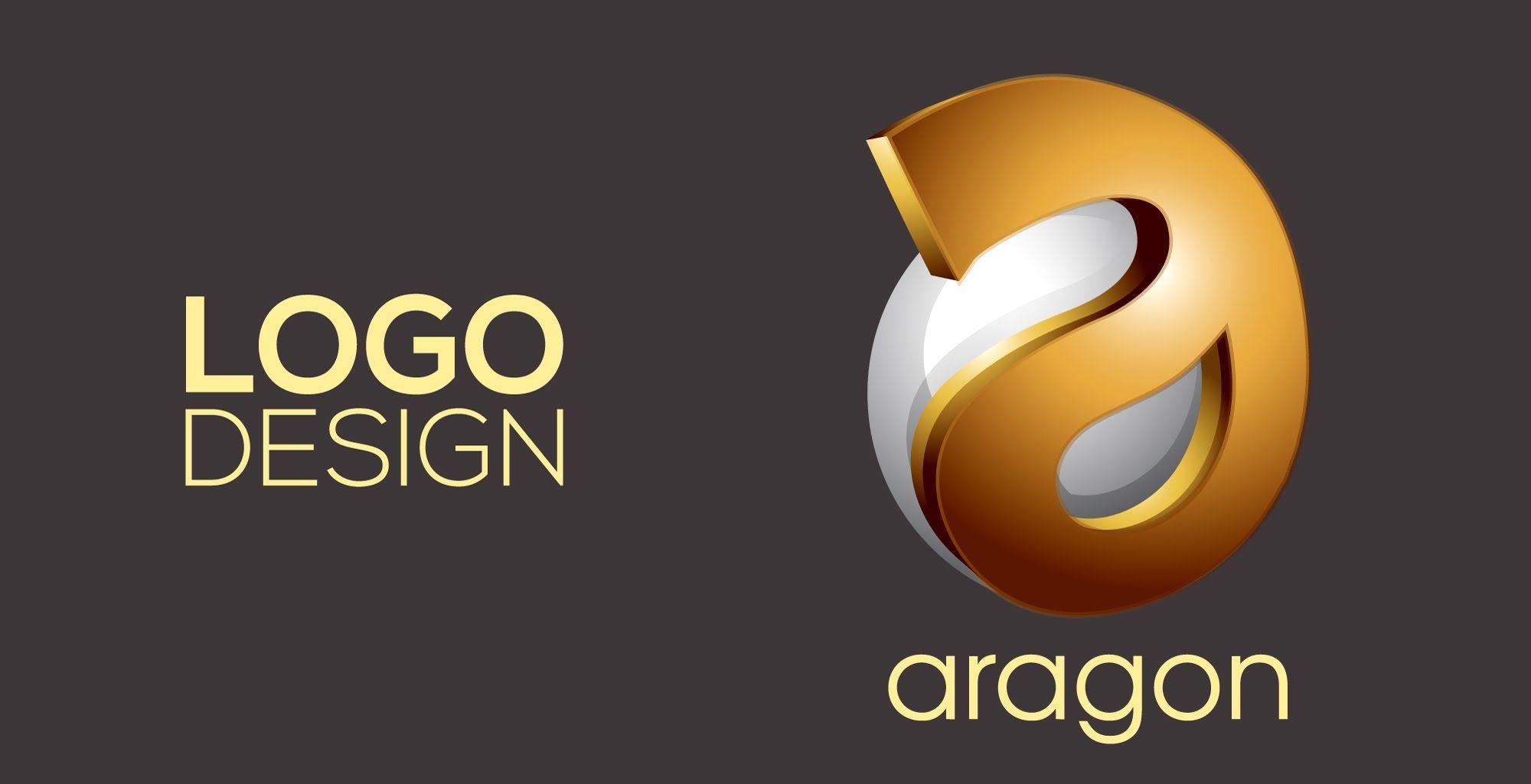 Professional Logo Design - Adobe Illustrator cs6 (Aragon)